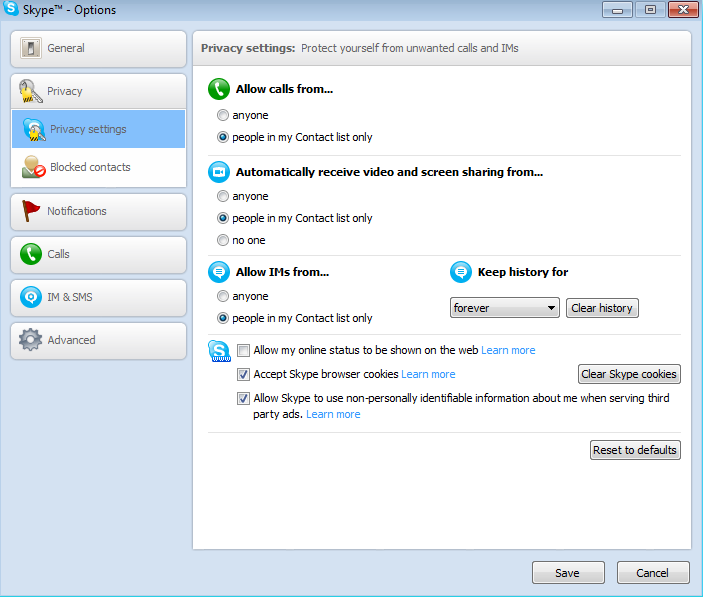 How To Deal With Spam In Skype?
